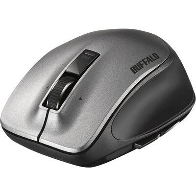 無線 レーザー プレミアムフィットマウス Mサイズ ブラック BSMLW500MBK
