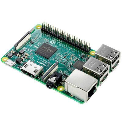 Raspberry Pi メインボード(Bluetooth、Wi-Fi対応モデル) Raspberry Pi 3 Model B UD-RP3