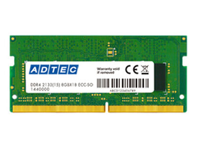 DDR4-2133 SO-DIMM ECC 16GB ADS2133N-E16G
