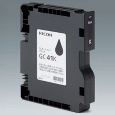 SGカートリッジ ブラック GC41K 515807