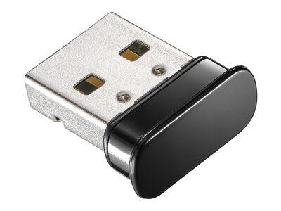 IEEE802.11n/g/b準拠 150Mbps(規格値)超小型Wi-Fiアダプター WN-S150UM