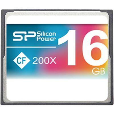 コンパクトフラッシュ 200倍速 16GB 永久保証 SP016GBCFC200V10