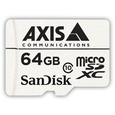 AXIS SURVEILLANCE CARD 64GB 10P 5801-961