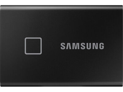 Portable SSD T7 Touch [ブラック] 500GB MU-PC500K/IT
