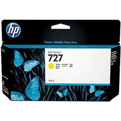 HP727インクカートリッジ イエロー130ml B3P21A