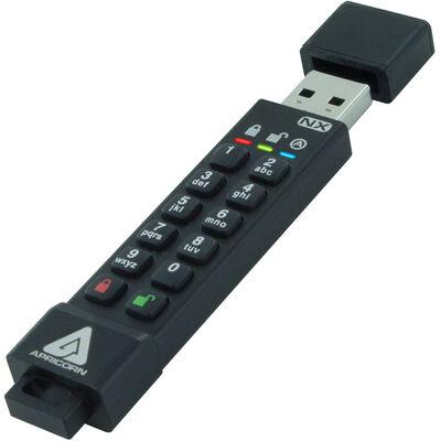 Aegis Secure Key 3NX - USB3.0 Flash Drive 128GB ASK3-NX-128GB