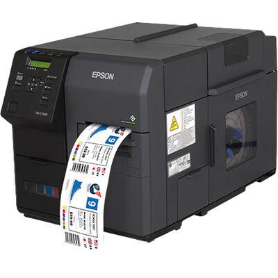 ラベルプリンター/マットインク対応モデル TM-C7500