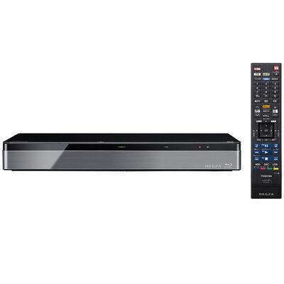 【REGZA】HDD&ブルーレイディスクレコーダー タイムシフトマシン 3TB DBR-M3010
