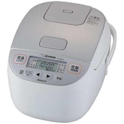 小容量マイコン炊飯ジャー 3合 ホワイト NL-BD05-WA