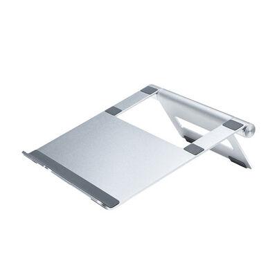 ノートパソコン用アルミスタンド(平置きタイプ) PDA-STN34S