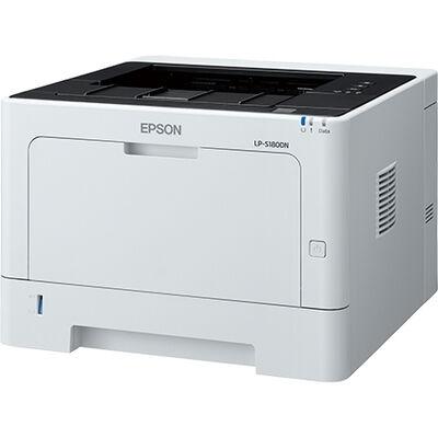 A4モノクロページプリンター/30PPM/両面印刷/ネットワーク/耐久性10万ページ LP-S180DN