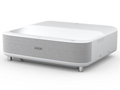 ホームプロジェクター/dreamio/3600lm/Full HD/超短焦点/レーザー光源/Android TV/ホワイト EH-LS300W