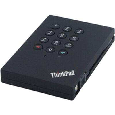 ThinkPad USB3.0 1TB セキュア ハードドライブ 0A65621