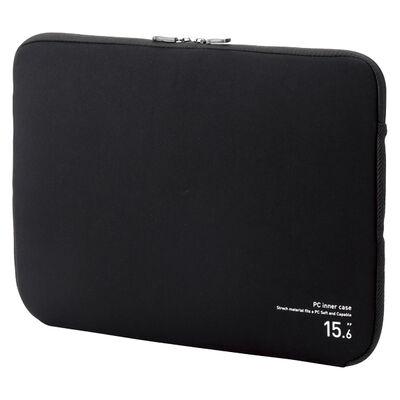 PC用インナーバッグ/ネオプレン/15.6インチ/ブラック BM-IBNP15BK