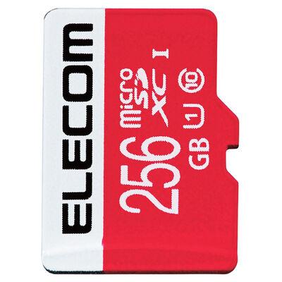 microSDXCカード/UHS-I/U1/Class10/Nintendo Switch検証済/256GB GM-MFMS256G