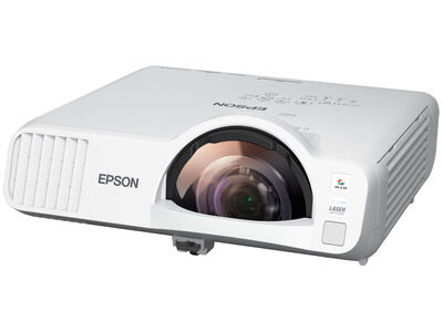 ビジネスプロジェクター/超短焦点デスクトップモデル/レーザー光源/3800lm/WXGA EB-L200SW