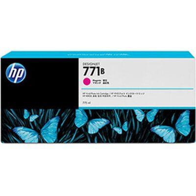 HP771B インクカートリッジ マゼンタ B6Y01A