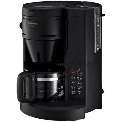 コーヒーメーカー ブラック 珈琲通 EC-SA40-BA