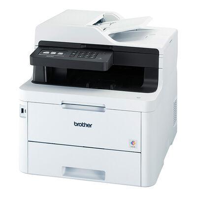 A4カラーレーザー複合機/FAX/24PPM/両面印刷/有線・無線LAN/ADF MFC-L3770CDW