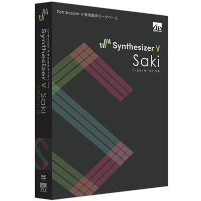 Synthesizer V Saki