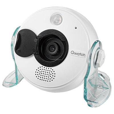 高画質&5つのセンサー搭載 ネットワークカメラ「Qwatch(クウォッチ)」 TS-WRLP/E