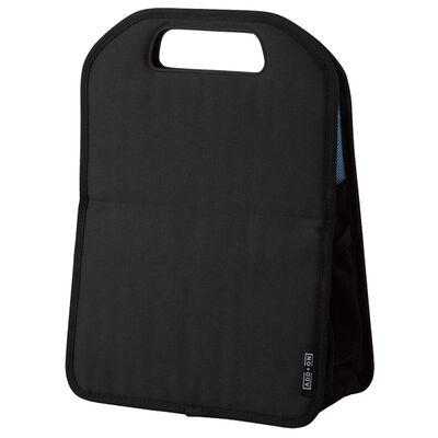 バッグインバッグ/ボックス型/Mサイズ/ブラック BMA-BBB02BK
