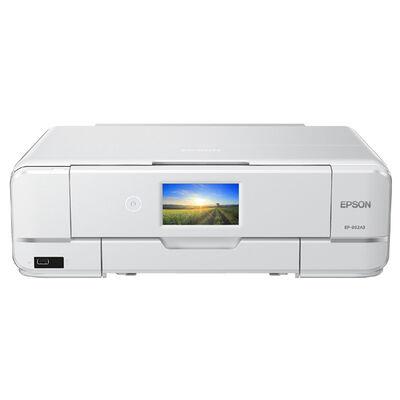 A3カラーインクジェット複合機/Colorio/6色/有線・無線/Wi-Fi Direct/両面/4.3型ワイドタッチパネル EP-982A3