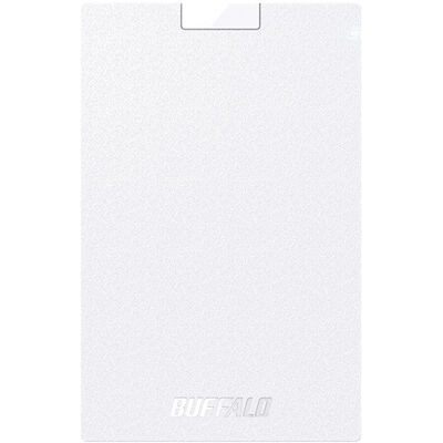 USB3.1(Gen1) ポータブルSSD 960GB ホワイト SSD-PG960U3-WA