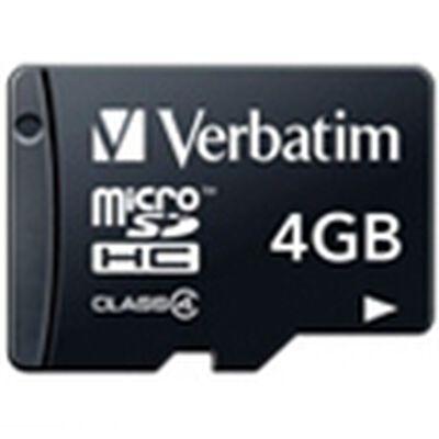 microSDHCカード 4GB Class4 (SDアダプター無し) MHCN4GYVZ1