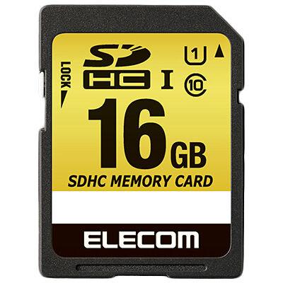 SDHCカード/車載用/MLC/UHS-I/16GB MF-CASD016GU11A