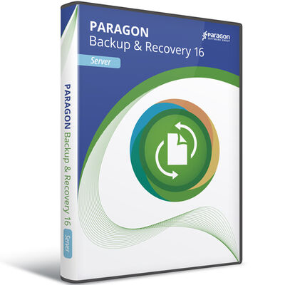 Paragon Backup & Recovery 16 Server