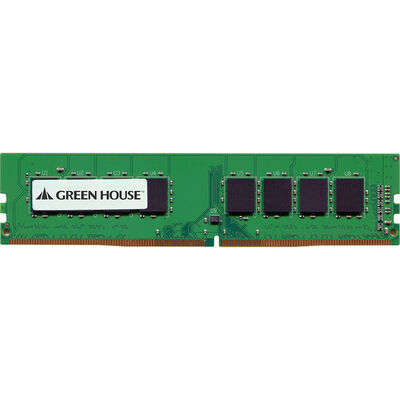 PC4-19200 DDR4 16GB UDIMM 永久保証 型番:GH-DRF2400-16GB