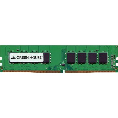 PC4-19200 DDR4 4GB UDIMM 永久保証 型番:GH-DRF2400-4GB