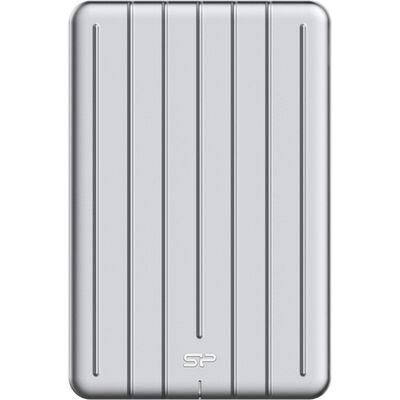 USB3.1(Gen1)対応 ポータブルSSD Bolt B75 128GB SP128GBPSDB75SCS